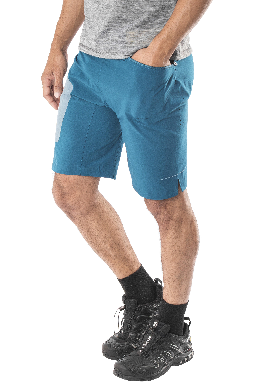 83c8def7f5 Millet LTK Speed - Pantalones cortos Hombre - amarillo azul